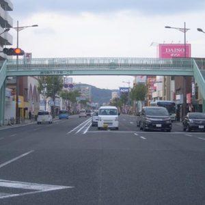 玉江横断歩道橋